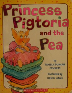 Princess Pigtoria