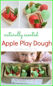 DIY-no-cook-apple-play-dough-recipe.-This-smells-wonderful-618x1000