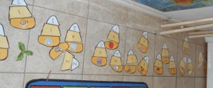 Candy Corn Letter Game