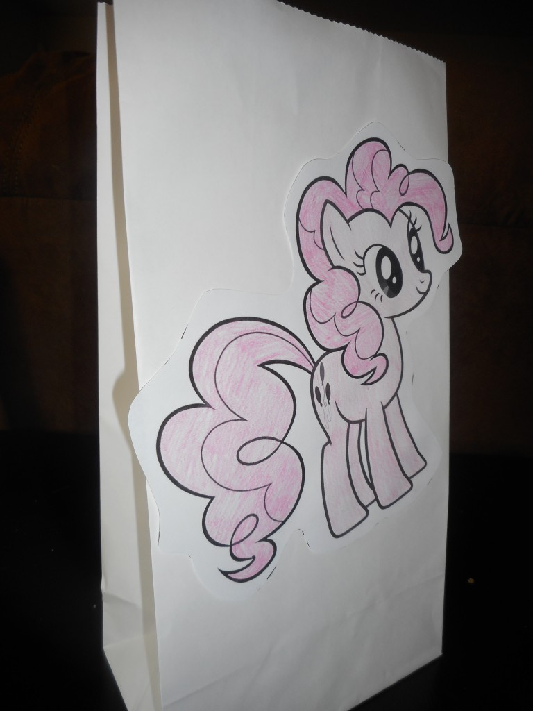 My Little Pony Treat Bags